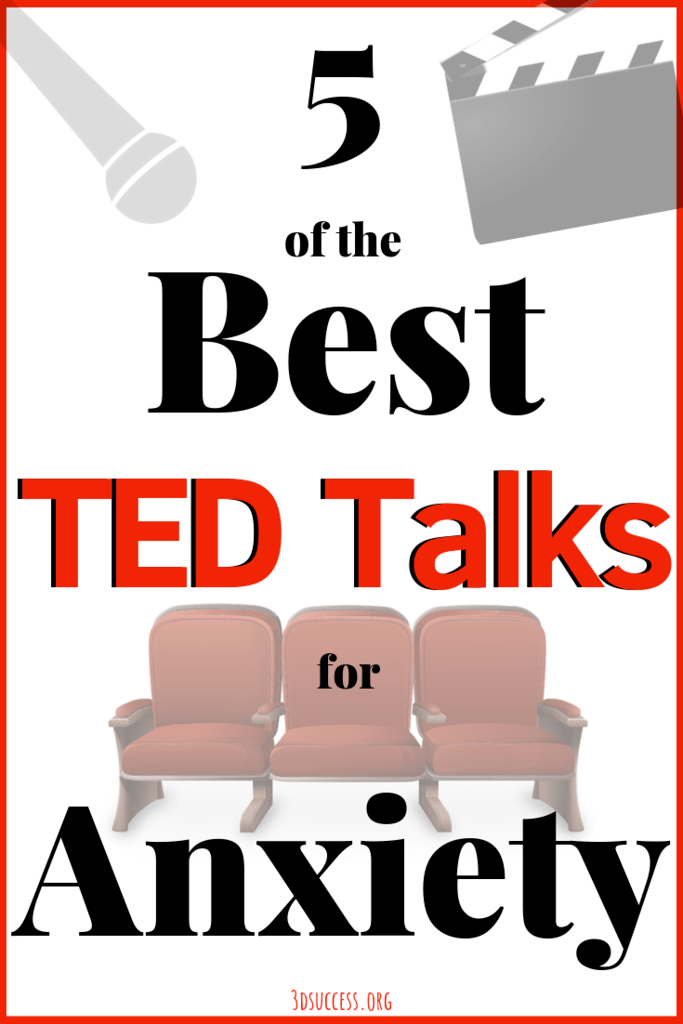 Best TED Talks for Anxiety