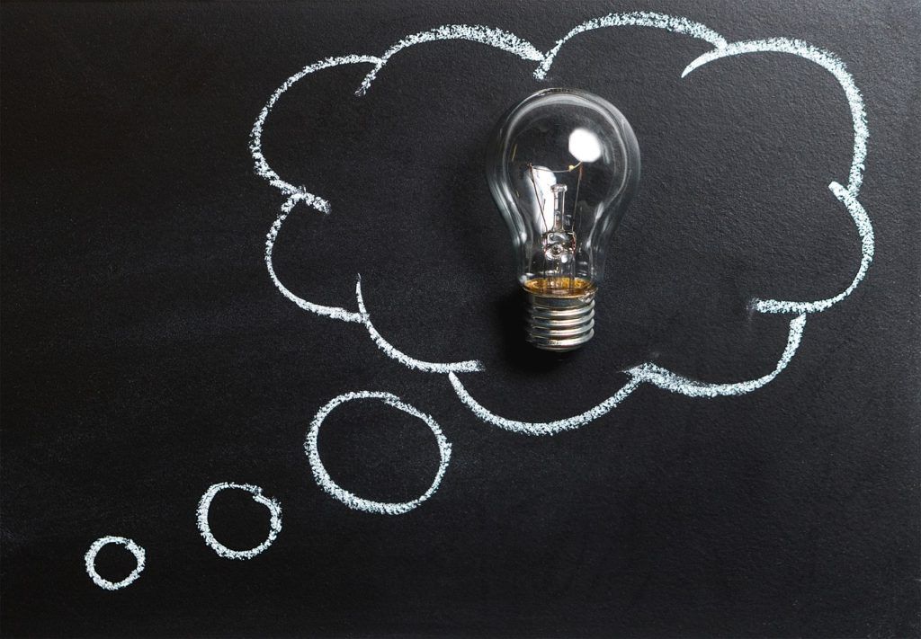 organize your thoughts to be more productive