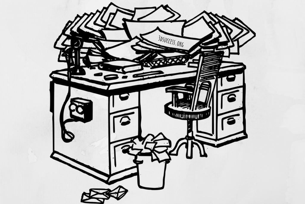 avoid clutter for a happier and healthier life