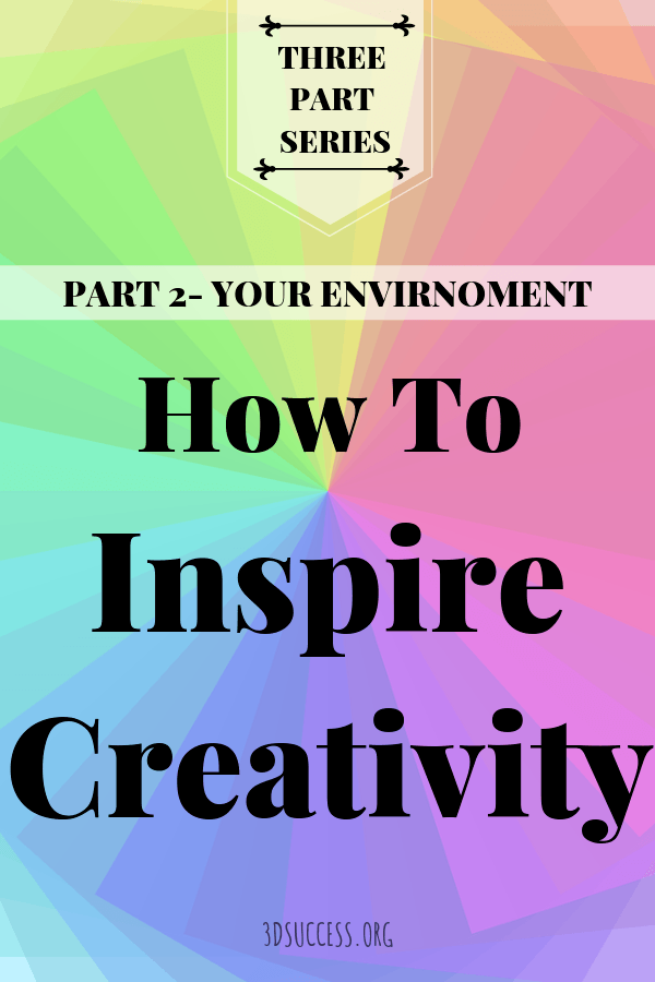 How to Inspire Creativity Pin 2