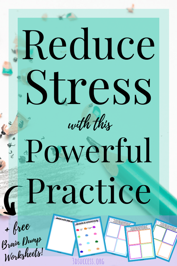 Reduce Stress with this Powerful Practice Pin