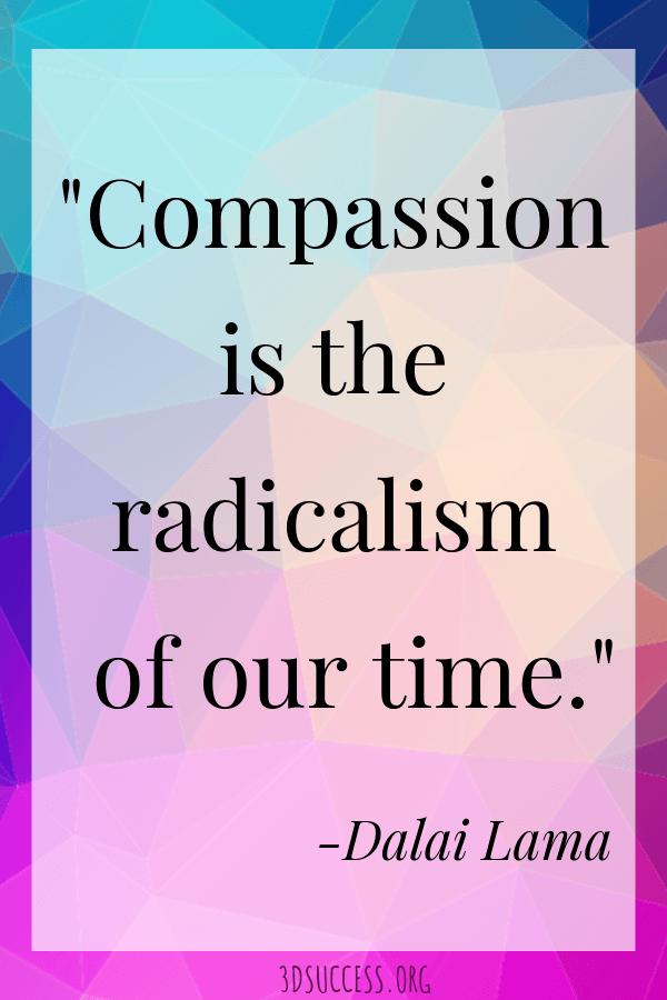 Dalai Lama highly sensitive person quote