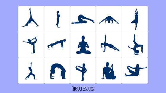 be mindful during yoga