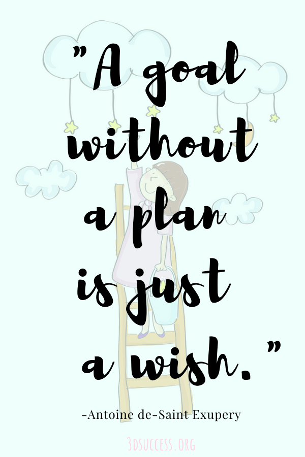 Exupery quote pin