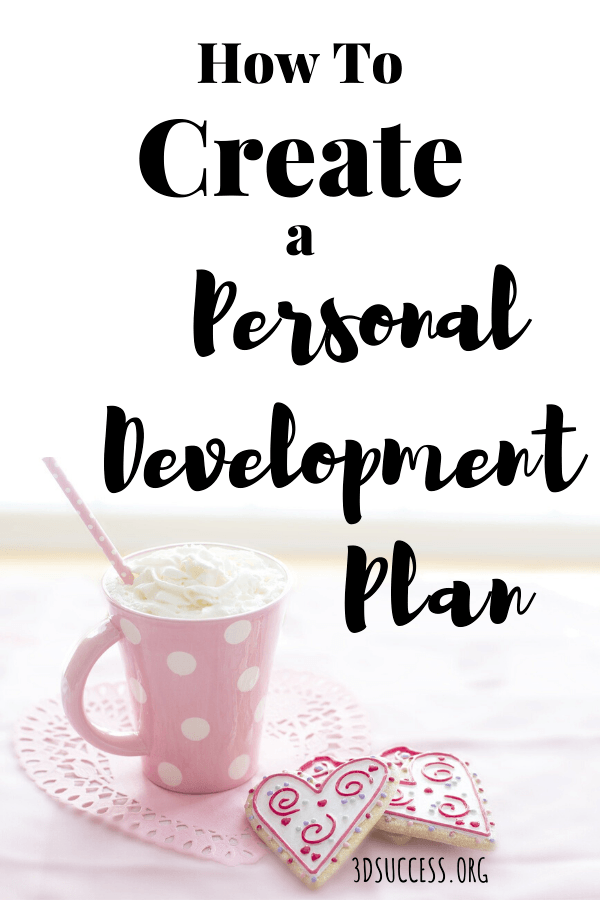 How to Create a Personal Development Plan Pin